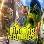 Finding Zombies game