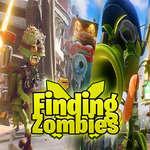 Trouver des zombies jeu