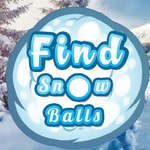 Find Snow Balls game