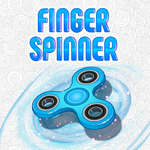 Finger Spinner game