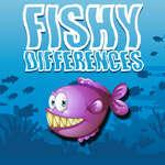 Differenze di pesce gioco