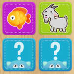 Find Animals Pair game