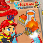 Fontanero bombero juego