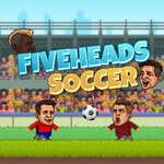 Päť hláv futbal hra