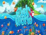 Fish World Match jeu
