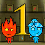 Temple de la forêt Fireboy et Watergirl RU jeu