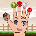 Finger Family Song game