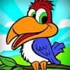 Diskette Papagei Spiel