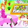 Kerti virágok játék