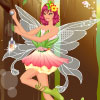 Flower fairy dressup game