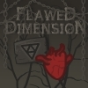 Flawed dimension game