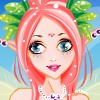 Flower Elf Makeover game