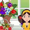 Blumengeschäft Spiel