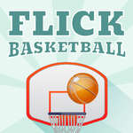 Flick Basketbol oyunu