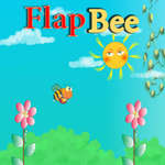 Flap Bee game