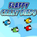 Flappy Crazy Bird game