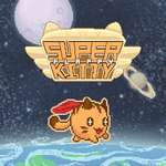 Flappy Super Kitty Spiel