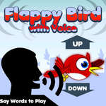 Flappy Bird with Voice game