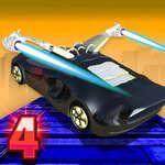 Fly Car Stunt 4 juego