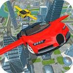 игра Симулятор вождения летающих автомобилей