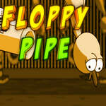 Floppy Pipe game