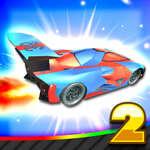 Fliegen Auto Stunt 2 Spiel