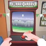 Flappy Mutlu Arcade oyunu