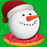 Flappy Snowball Xmas game