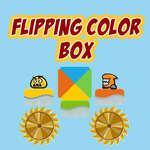 Обръщане цветна кутия игра