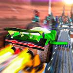 L'ère des voitures volantes jeu