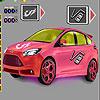 Focus auto sfarbenie hra