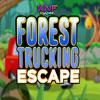 LKW-Wald zu entkommen Spiel