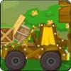 Camión forestal juego