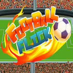 Football Flick game
