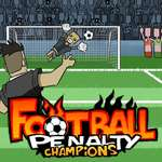 Football Penalty Champions game
