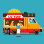 Food Truck Differences game