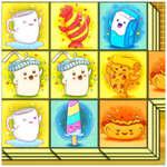 Foody Triple Mahjong joc