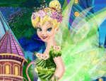 Forest Fairy Dressup game
