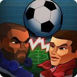Futbalové hlavy hra
