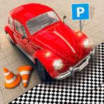 Foxi Mini Car Parking 2019 Car Driving Test game