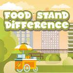 Разлика в щанда на храната игра