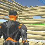 Fort Shooter Simulator spel