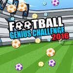 Labdarúgás Genius Challenge játék
