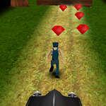Lesný bežec hra