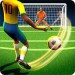 Futbalový búrkový štrajk hra
