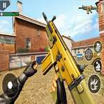 FPS Shooting Strike Modern Combat War 2k20 juego