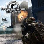 FPS Shooter 3D City Wars joc