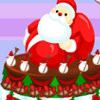 Frozen Christmas Cake game