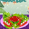 Frozen Crab Decoration game