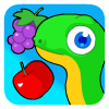 Serpent de fruits jeu